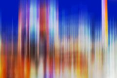 Abstrakte Lichtkomposition #5