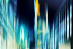 Abstrakte Lichtkomposition #8