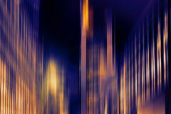 Abstrakte Lichtkomposition #4