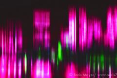 Abstrakte Lichtkomposition #9