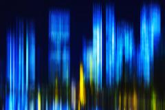 Abstrakte Lichtkomposition #3