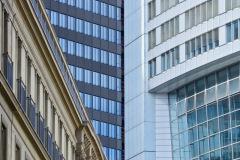 Raumverdichtung - Architektur Frankfurt am Main
