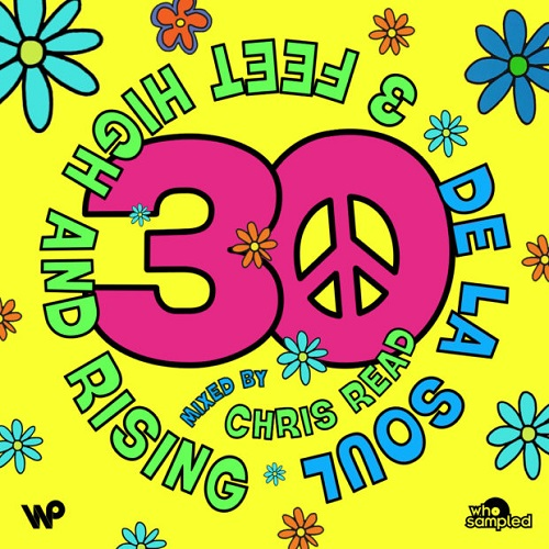 De La Soul 3 Feet hign and rising Mix von Chris Read