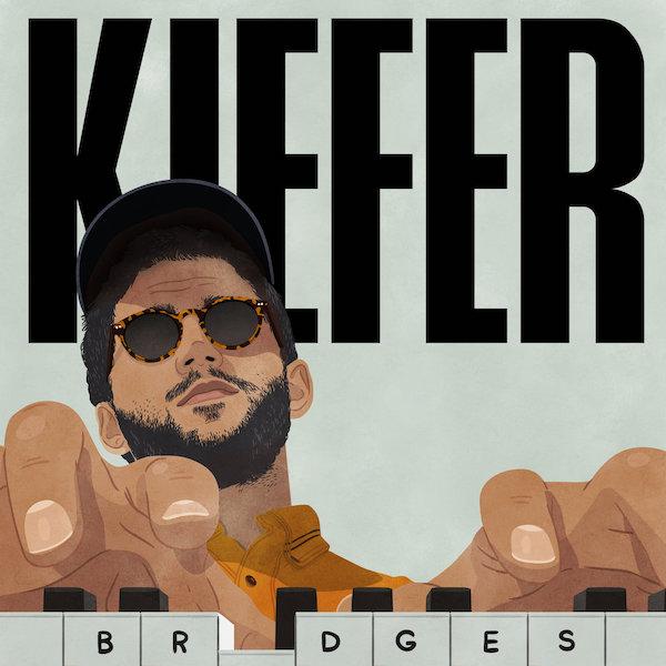 """Kiefer veröffentlicht eine EP """"Bridges"""""""