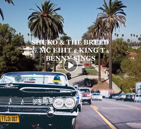 Shuko & The BREED feat. Mc Eiht, King Tee und Benny Sings - Life in Los Angeles